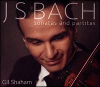 Bach: Sonatas and Partitas - Gil Shaham (violin)