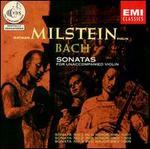 Bach: Sonatas for Unaccompanied Violin
