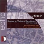 Bach: Sonatas for Violin and Harpsichord