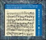 Bach: Sonatas & Partitas for Unaccompanied Violin, Vol. 1