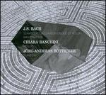Bach: Sonates pour Clavecin Oblig� et Violon