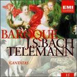 Bach, Telemann: Cantatas