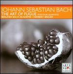 Bach: The Art of Fugue (for Four Quartets)