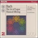 Bach: The Art of Fugue; Musical Offering