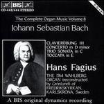 Bach: The Complete Organ Music, Vol. 8