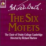 Bach: The Six Motets - Graham Jackson (organ); Richard Pearce (organ); Trinity College Choir, Cambridge