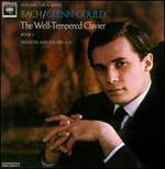 Bach: The Well-Tempered Clavier, Book 1, Preludes and Fugues 1-8