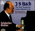 Bach: The Well-Tempered Clavier (Books I & II)