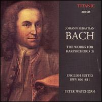 Bach: The Works for Harpsichord, Vol. 1 - Peter Watchorn (harpsichord)