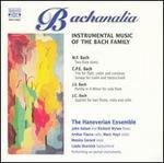 Bachanalia - Arthur J. Fiacco, Jr. (cello); Hanoverian Ensemble; John Solum (flute); Monica Gerard (viola); Richard Wyton (flute)
