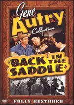 Back in the Saddle - Lew Landers