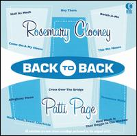 Back to Back - Rosemary Clooney/Patti Page