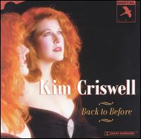 Back to Before - Kim Criswell