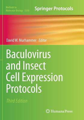 Baculovirus and Insect Cell Expression Protocols - Murhammer, David W (Editor)