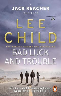 Bad Luck and Trouble - Child, Lee