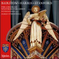 Bairstow, Harris, Stanford: Choral Works - David Gould (alto); James Thomson (treble); Julian Empett (bass); Julian Stocker (tenor); Mark Dobell (tenor);...