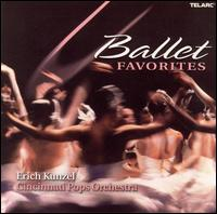 Ballet Favorites - Gillian Benet Sella (harp); Cincinnati Pops Orchestra; Erich Kunzel (conductor)