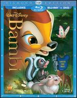 Bambi [Diamond Edition] [2 Discs] [Blu-ray/DVD] - Bill Roberts; David Hand; Graham Heid; James Algar; Norman Wright; Paul Satterfield; Perce Pearce; Samuel Armstrong