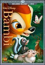 Bambi [Diamond Edition] [2 Discs] [DVD/Blu-ray]
