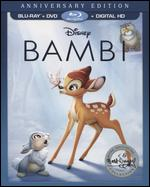 Bambi [Signature Edition] [Blu-ray/DVD] - Bill Roberts; David Hand; Graham Heid; James Algar; Norman Wright; Paul Satterfield; Perce Pearce; Samuel Armstrong