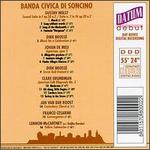 Banda Civica di Soncino: Debut