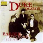 Barber: String Quartet, Op.11/Dvorak: String Quartet, Op.96
