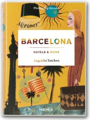 Barcelona Hotels & More - Taschen