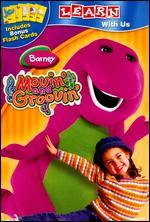 Barney: Movin' and Groovin' [With Flashcards]