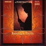Baroque Flute Portrait