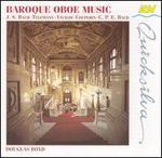 Baroque Oboe Music: Bach, Telemann, Vivaldi