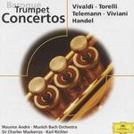 Baroque Trumpet Concertos: Vivaldi, Torelli, Telemann, Viviani, Handel