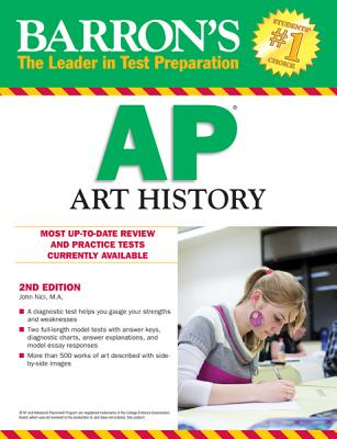 Barron's AP Art History - Nici, John B