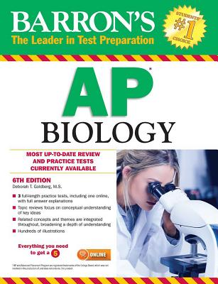 Barron's AP Biology - Goldberg, Debbie
