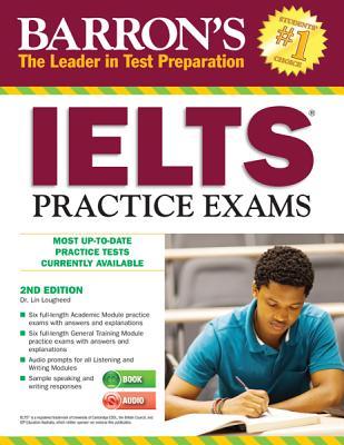 Barron's IELTS Practice Exams - Lougheed, Lin