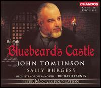Bart�k: Bluebeard's Castle - Charles Kilpatrick (staging); John Tomlinson (bass); Sally Burgess (mezzo-soprano); Simon Lindley (organ);...