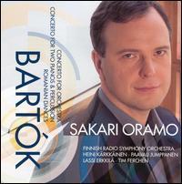 Bartók: Concerto for Orchestra; Concerto for Two Pianos and Percussion; Romanian Dances - Heini Kärkkäinen (piano); Lassi Erkkilä (percussion); Paavali Jumppanen (piano); Timothy Ferchen (percussion);...
