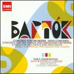 Bartók: Concerto for Orchestra; Viola Concerto; Concerto for Two Pianos, Percussion and Orchestra; Etc.