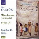 Bart�k: Mikrokosmos, Books 1-6