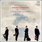 Bartók: String Quartets Nos. 2, 4, & 6