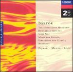 Bartók: The Miraculous Mandarin; Hungarian Sketches: Suite No. 1