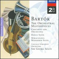 Bartók: The Orchestral Masterpieces - Chicago Symphony Strings; Chicago Symphony Orchestra; Georg Solti (conductor)