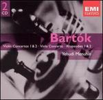 Bartók: Violin Concertos Nos. 1 & 2; Viola Concerto; Rhapsodies Nos. 1 & 2