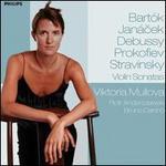 Bart?k, Jan�cek, Debussy, Prokofiev, Stravinsky: Violin Sonatas