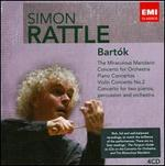 Bart?k: The Miraculous Mandarin; Concerto for Orchestra; Piano Concertos; Violin Concertos; Concerto for Two Pianos,
