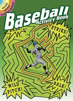 Baseball Activity Book - Tallarico, Tony J