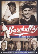 Baseball's Greatest Legends: Diamond Memories - Marino Amoruso