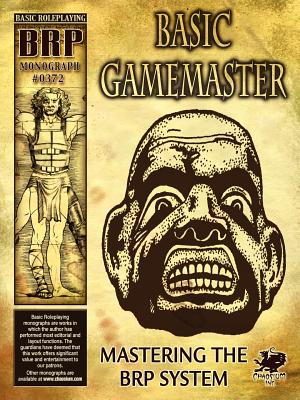 Basic Gamemaster - Stafford, Greg, and Krank, Charlie, and Turney, Raymond