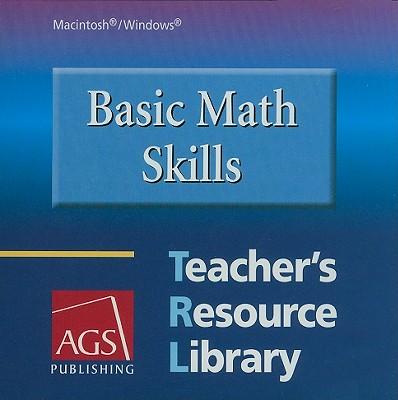 9780785429562: Basic Math Skills: Teacher\'s Resource Library - AGS ...