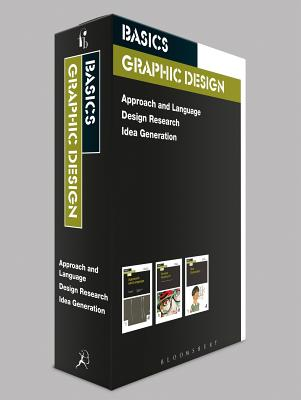 Basics Graphic Design Box Set - Ambrose, Gavin