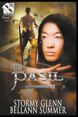 Basil [Battle Bunnies 5] (Siren Publishing Everlasting Classic Manlove) - Glenn, Stormy, and Summer, Bellann
